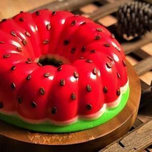 میزاردور/ روش تهیه دسرهای متنوع با هندوانه