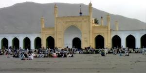 انفجار در ورودی مسجد کابل؛ 8 کشته و 20 زخمی