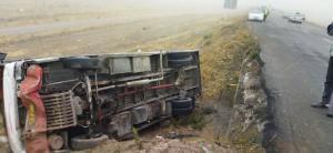اربعین در ایلام بدون تصادف منجر به فوت پایان یافت