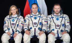 روسیه در ارسال بازیگر به فضا از ناسا پیشی گرفت