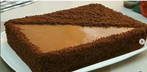 کیک شکلاتی بدون فر، عصرانه ای جذاب