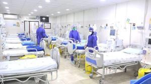 کاهش یکسوم مراجعه بیماران کرونایی به بیمارستان رازی اهواز