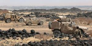 شکست حمله موشکی عناصر ائتلاف سعودی علیه مواضع ارتش یمن