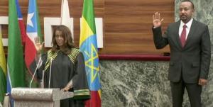 آبی احمد بار دیگر نخستوزیر اتیوپی شد