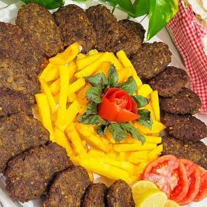 طرز تهیه شامی بادمجان و گوشت خوشمزه به روش مجلسی