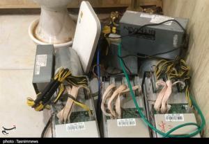 استخراج ۳ بیت کوین در بورس تهران با ماینرهای غیرمجاز