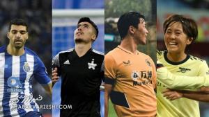 رقابت ۲ ستاره ایرانی و سون بر سر بهترین لژیونر هفته آسیا