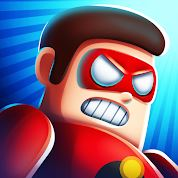 The Superhero League؛ چالشها را یکییکی پشت سر بگذارید