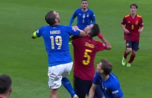 شوک به ایتالیا؛ کاپیتان اخراج شد!