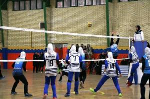 ۳ دختر شاهرودی به اردوی تیم ملی والیبال نوجوانان دعوت شدند