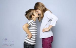 مراقب تعامل فرزندانتان با یکدیگر باشید