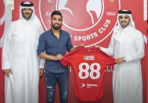 واکنش هواداران العربی به جذب فرشید اسماعیلی