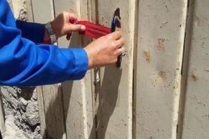 پلمب واحدهای انبار ضایعات غیرمجاز در شهر سمنان