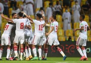 نتیجه زنده/ ایران 1 _ امارات صفر تا دقیقه 90