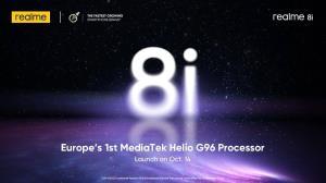 ریلمی 8i با تراشه هیلو G96 چه زمانی معرفی میشود؟