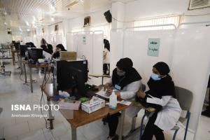 انجام واکسیناسیون اتباع خارجی ساکن در جزیره کیش