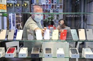 قیمت گوشی اپل در بازار چقدر است؟
