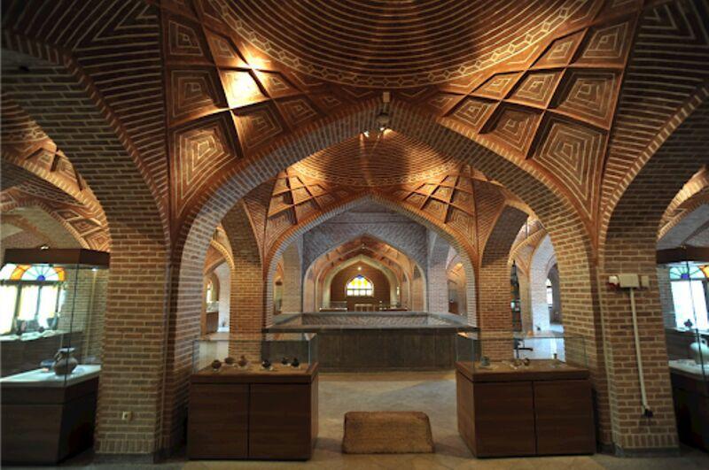 موزههای استان اردبیل بازگشایی شدند