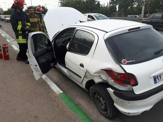 کاهش ۳۸ درصدی وقوع تصادفات در زنجان
