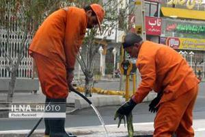 اعتراض چند روزه کارگران شهرداری خرمشهر؛ زبالهها جمعآوری نشد