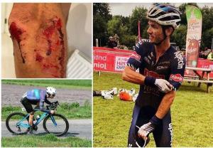 سرقت مسلحانه از عضو تیم ملی دوچرخهسواری انگلیس در لندن!