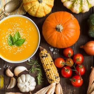 غذاهای متنوع و خوشمزه مخصوص پائیز