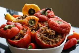 طرز تهیه دلمه سبزیجات؛ کمی سخت اما بینظیر