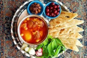 غذاهای محلی خوشمزه و متنوع استان قم