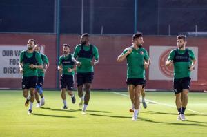 اولین تمرین فرشید اسماعیلی در تیم جدیدش