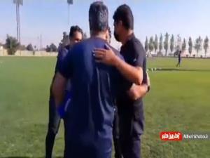 خوشوبش فرهاد مجیدی و مجتبی حسینی