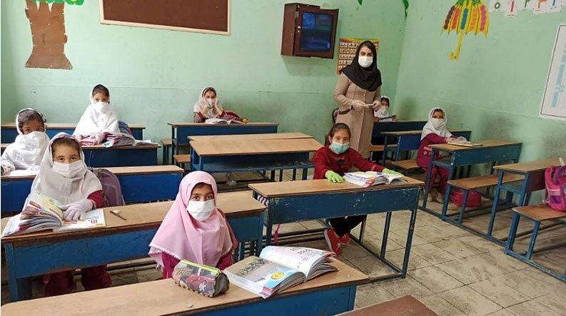مدارس یزد حضوری میشوند