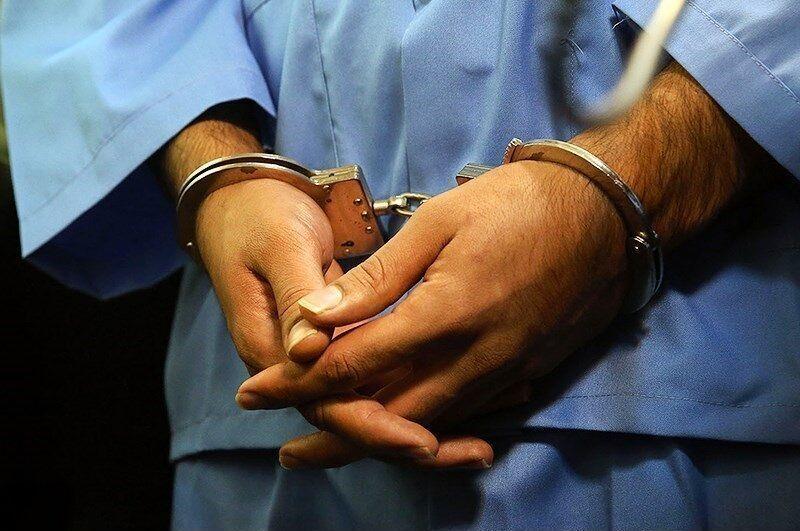 قاتل جوان سراوانی پس از ۲ سال فرار دستگیر شد