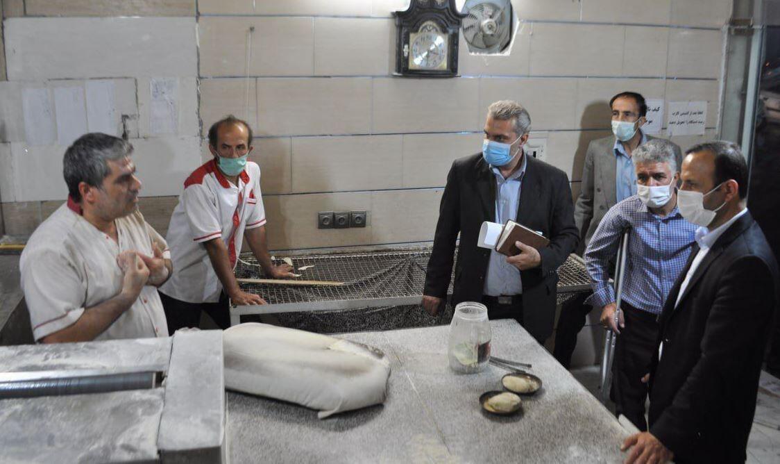 فرماندار: افزایش قیمت نان در شاهرود طی روزهای اخیر غیرقانونی است