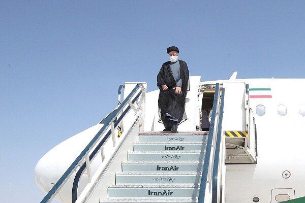 سفر رئیس جمهور به استان اردبیل