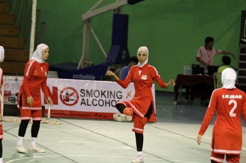 بانوی ورزشکار خراسان شمالی در لیست تیم ملی سپک تاکرا قرار گرفت