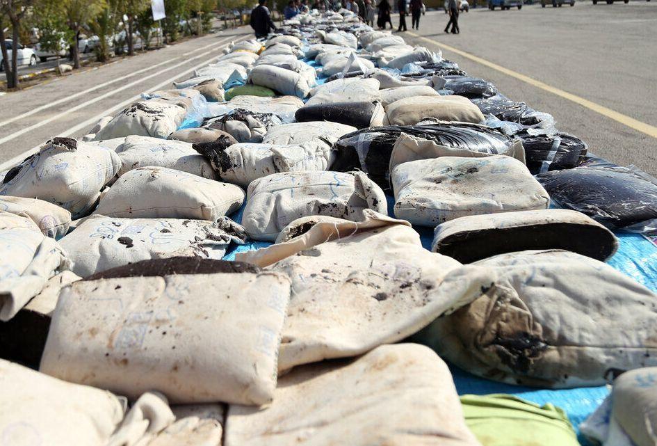 ۵ تن مواد مخدر در استان بوشهر کشف شد