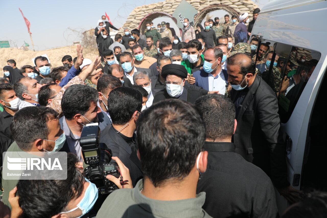 تحقق وعده رئیس جمهور؛ اعزام کارگروه محرومیتزدایی به هلیلان