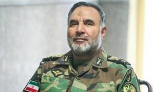 فرمانده نزاجا: نیروی انتظامی با تعامل با سایر قوای نظامی، آرامش را به ارمغان آورد