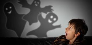 کودکان از چه میترسند؟