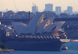 قرارداد یک میلیارد دلاری آمریکا برای فروش بالگرد و هواپیما به استرالیا