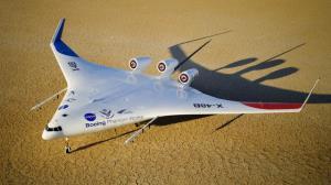 ناسا در فکر آیندهای سبز برای خطوط هواپیمایی مسافربری