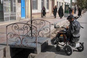 وعده شهرداری کرج به هیأت جانبازان و معلولین ۴ ساله شد!