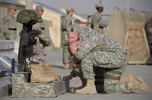 آمار خودکشی در میان نظامیان آمریکایی