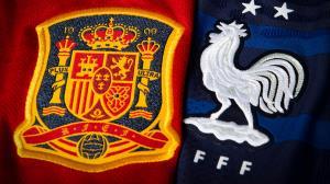 ترکیب اسپانیا و فرانسه اعلام شد