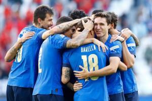 خلاصهبازی ایتالیا 2 - بلژیک 1