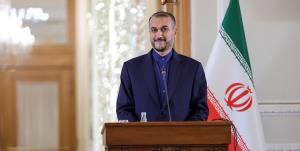 امیرعبداللهیان: آذربایجان به ما قول داد که صهیونیست ها را از منطقه اخراج کند
