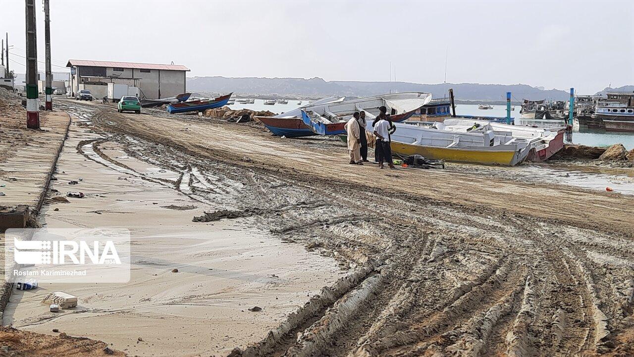 ۱۶۲ آسیب دیده توفان حارهای سیستانوبلوچستان اسکان اضطراری داده شدند