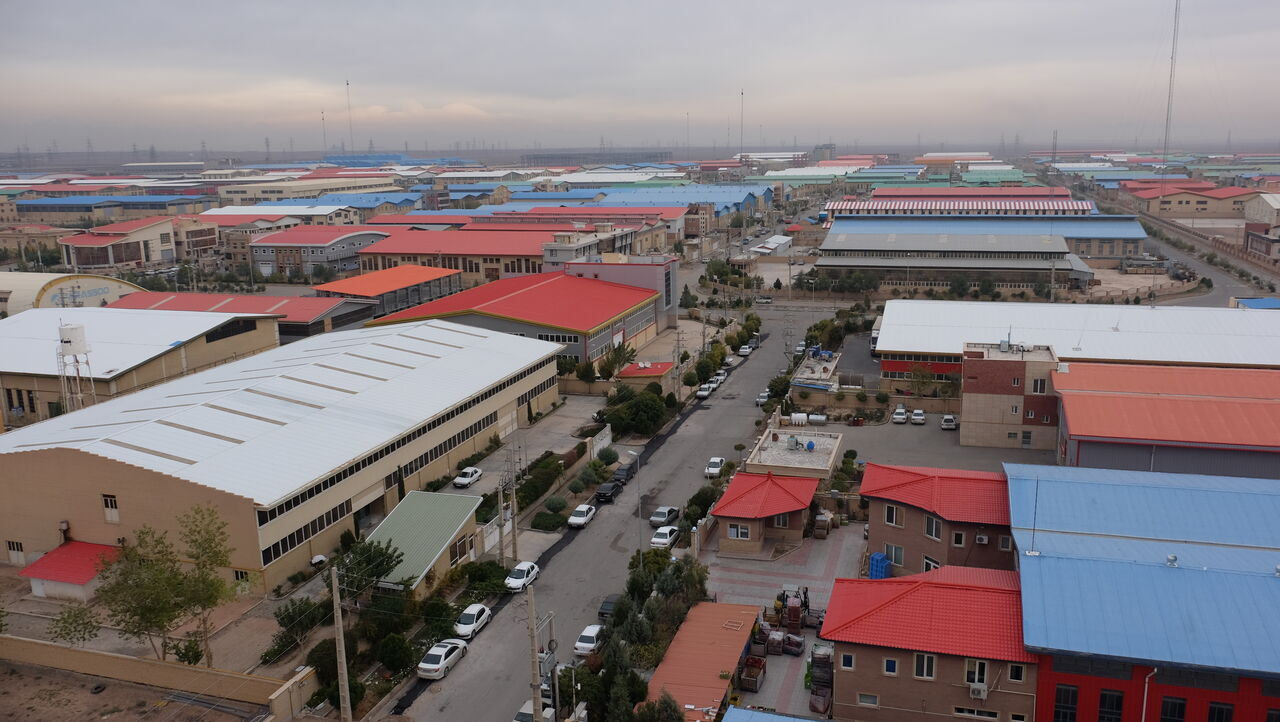 ۳۸ هکتار از اراضی راکد شهرکهای صنعتی سمنان آزاد شد