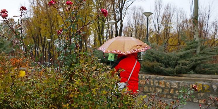 بارش موقت باران در کرمانشاه پیشبینی میشود