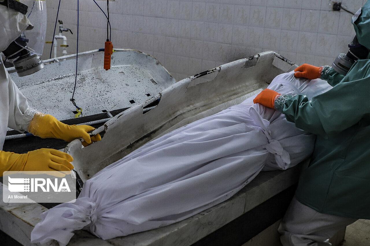 سونامی کرونا در مهاباد؛ رقم خوردن مرگ ٣۵ نفر طی ۲ هفته
